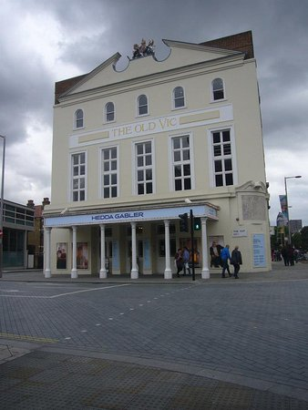 The Old Vic, London (2012)