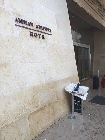 Amman Airport Hotel Foto