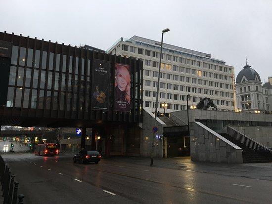 Oslo Konserthus : Concierto