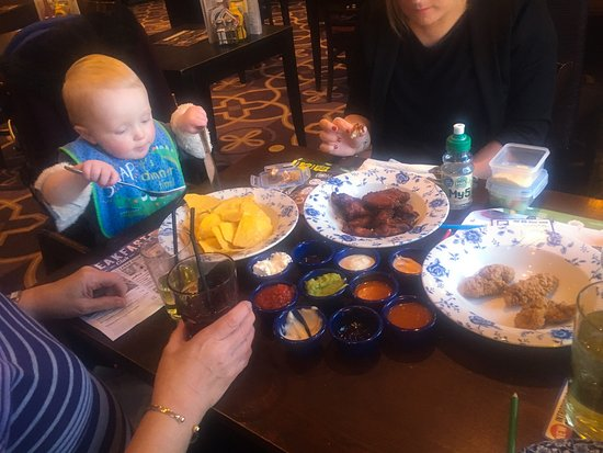 Chester-le-Street, UK: Dips and  that