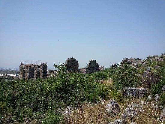 Serik, Turcja: Sillyon Antik kenti Antalya