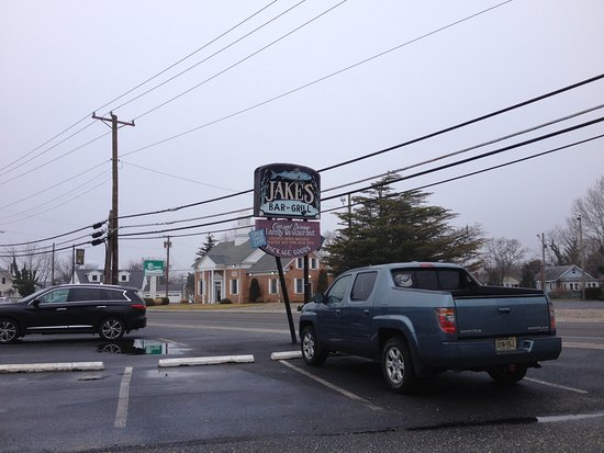Villas, NJ: plenty of parking, right on Bayshore