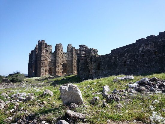 Serik, Turkey: Aspendos Antik Kenti Antalya