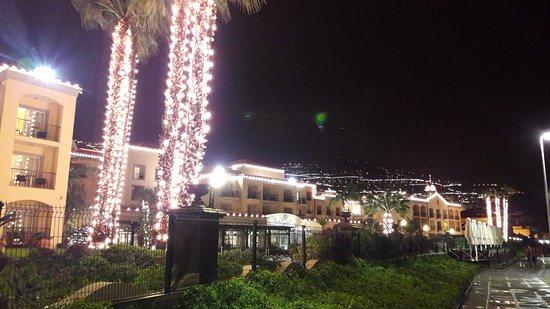 Porto Santa Maria Hotel: Décoration de fêtes pour la fin de l'année