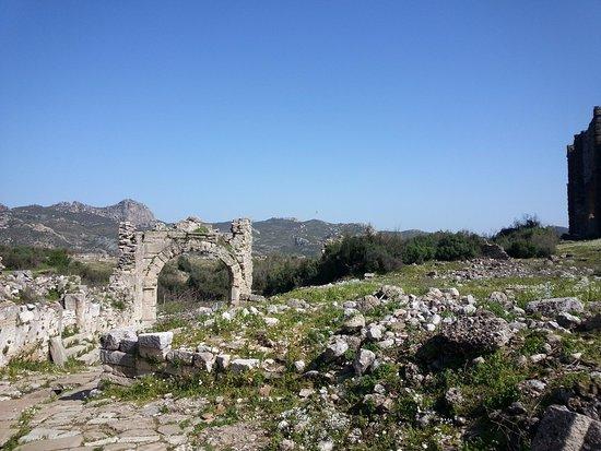 Serik, Turcja: Aspendos Antik Kenti Antalya