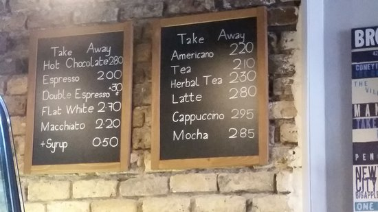 Newbridge, Irland: No. 5 Coffee House