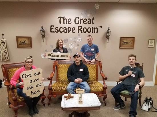 The Great Escape Room Providence 2018 All You Need To