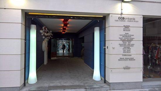 Centro Comercial Bombarda