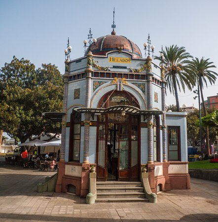 Parque de San Telmo tourist information