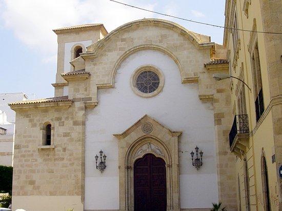 Iglesia de la Virgen del Mar