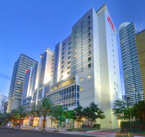 Hampton Inn & Suites by Hilton - Miami Brickell Downtown Hotel