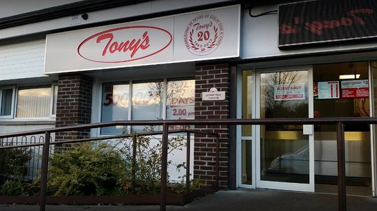 Tonys Takeaway Dundee Menu Prices Restaurant Reviews