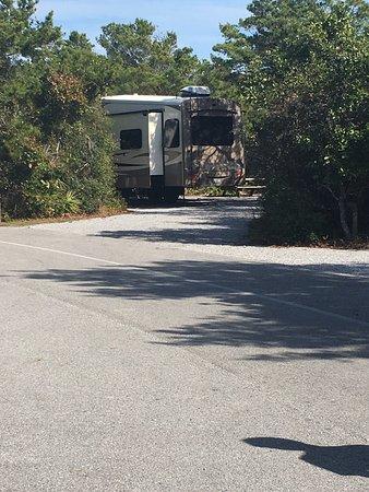 Henderson Beach State Park Campground: photo0.jpg