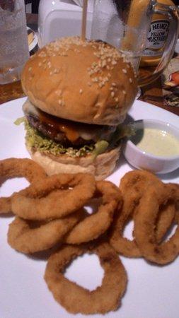 Sao Leopoldo, RS: Hambúrguer delicioso
