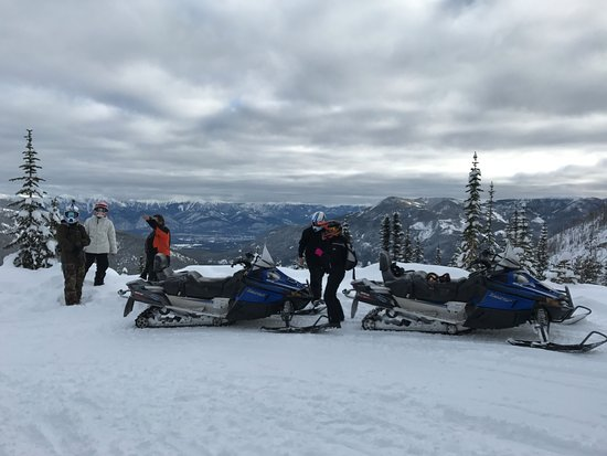 Panorama, Καναδάς: Ready to ride