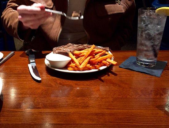 Mount Vernon, IL: Steak was excellent