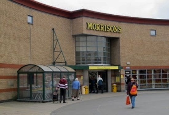 Morrisons Cafe Bolton Blackhorse St Updated 2019