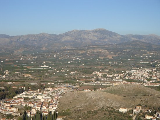 Nafplio, Greece: View