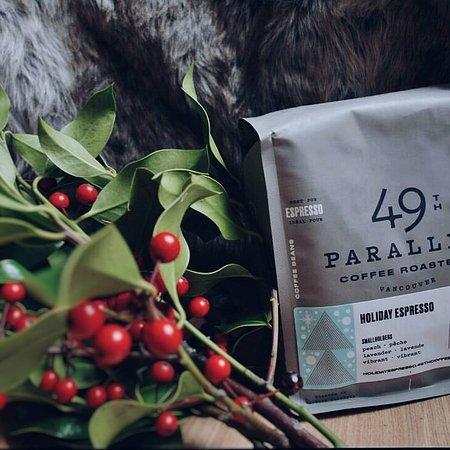 Abbotsford, Kanada: 49 parallel coffee