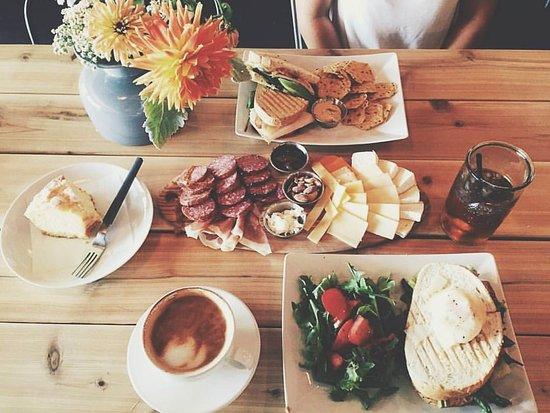 Abbotsford, Canada: lunch
