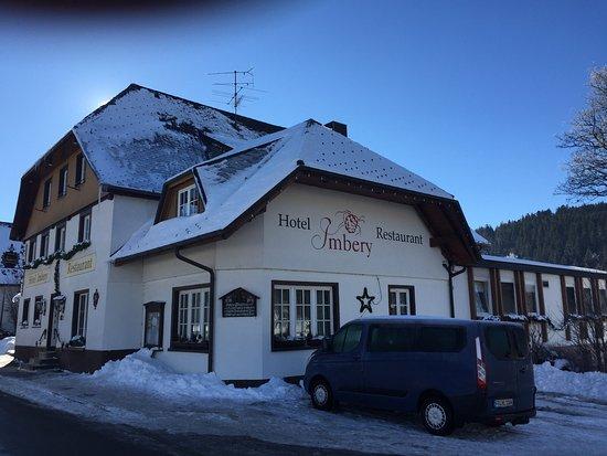 Das Hotel Imbery