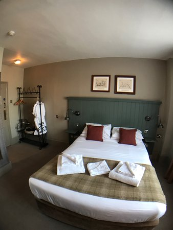 The Angel & Blue Pig: Double Room