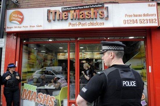 The Mash S Peri Peri Chicken Bolton Restaurant Reviews Photos Phone Number Tripadvisor