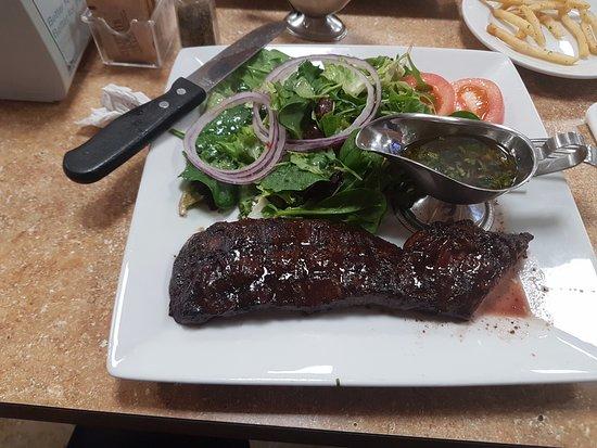 Laguna Hills, CA: steak