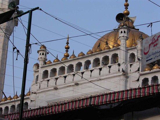 Sonehri Masjid