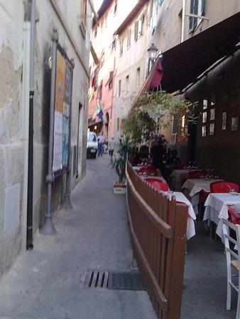 Piombino, Italia: Кафешка