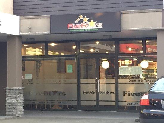 Five Star Vietnamese Restaurant Christchurch Restaurant