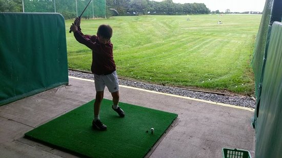 Navan, Ireland: 10 Bay Golf Driving Range, fully covered & floodlit