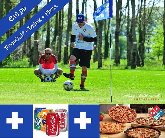 Navan, Ireland: FootGolf Value Deal