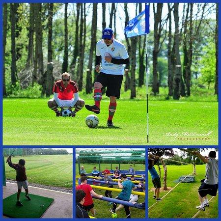 Navan, Irlanda: FootGolf, Adventure Assault Course, Human FoosBall, Golf Driving Range + more
