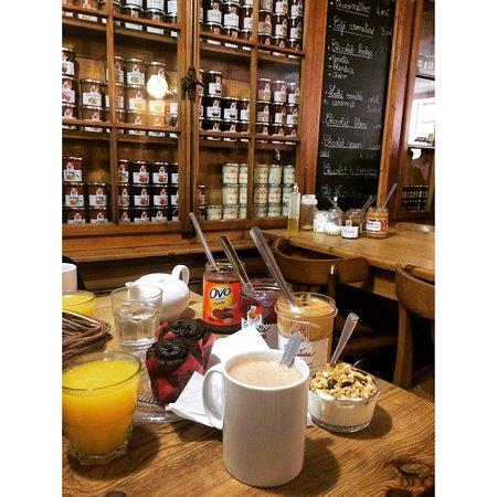 brunch 1ère partie - picture of tabl'o gourmand, nantes - tripadvisor