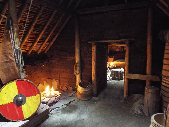 L'Anse aux Meadows, Kanada: You need to like the people you are with