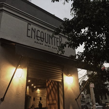 Encounter Board Game Cafe