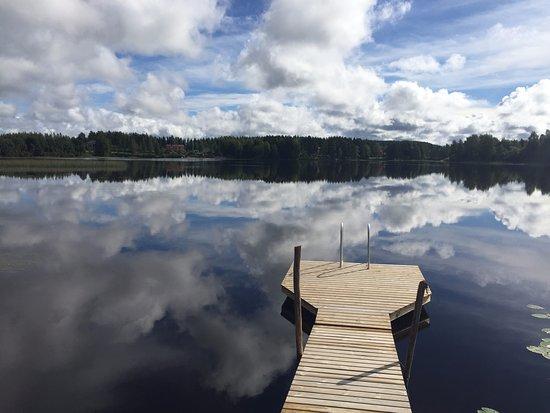 Petajavesi, Finlandia: Embarcadero