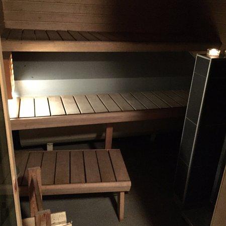 Petajavesi, Finlandia: Sauna