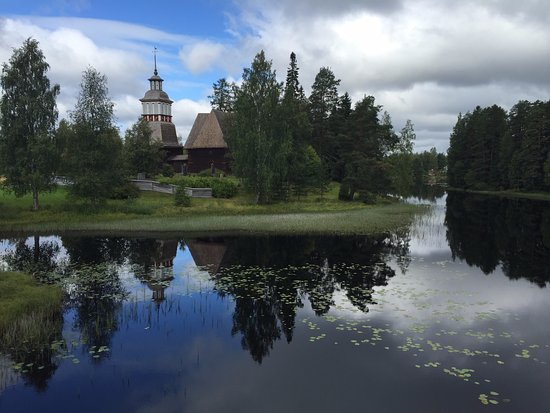 Petajavesi, Finlandia: Vista exterior