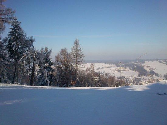 Rybniste, Tschechien: Penzion a restaurace RELAX - 2,8km Skiareál Horní Podluží
