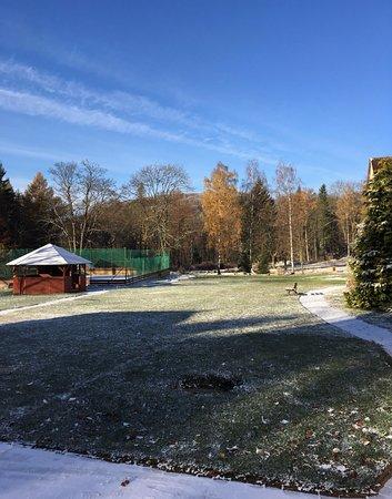 Rybniste, Tsjekkia: Penzion a restaurace RELAX, Rybniště 186,  Lužické hory - České Švýcarsko