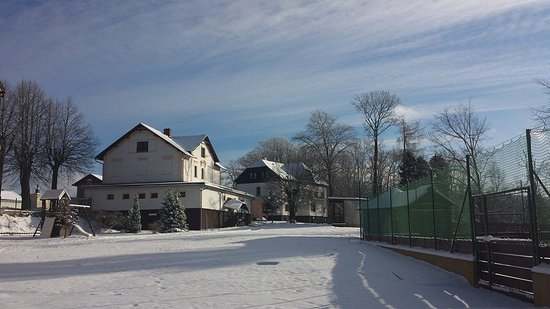 Rybniste, Tsjekkia: Penzion RELAX, Rybniště 186,  Lužické hory - České Švýcarsko