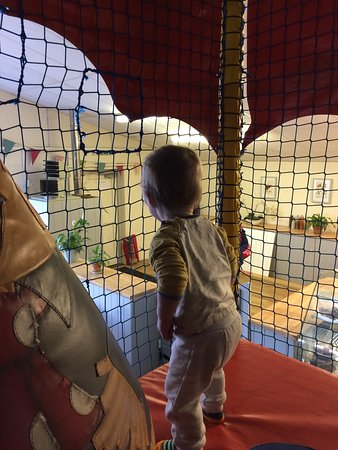 Cheeky Monkeys Playbarn