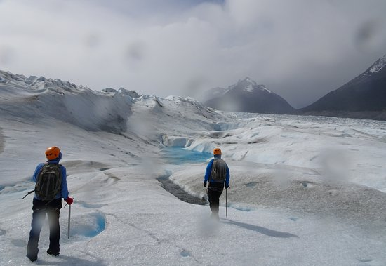 Bigfoot Adventure Patagonia: Spectacular glacier landscape!