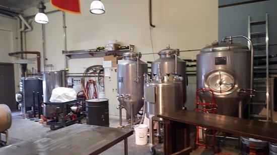 Vista, Californien: Where fermented dreams come true