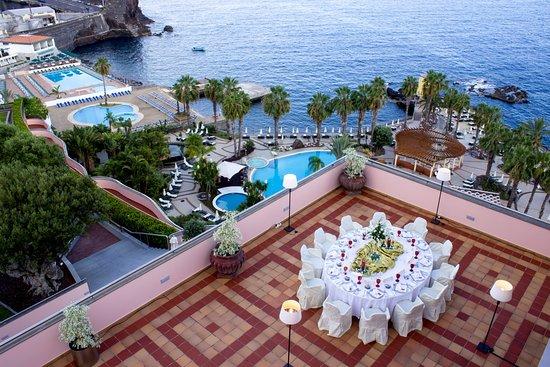 Hotel Rooms At The Royal Savoy Madeira Funchal