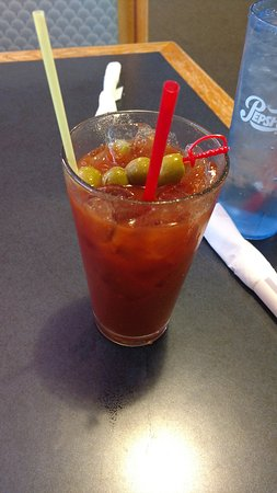 Show Low, AZ: Bloody Mary's are amazing