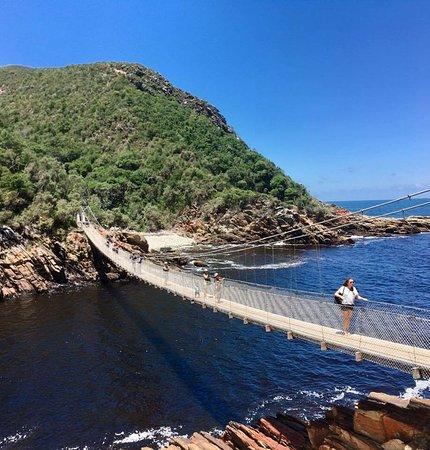 Port Elizabeth, South Africa: Tsitsikamma bridge