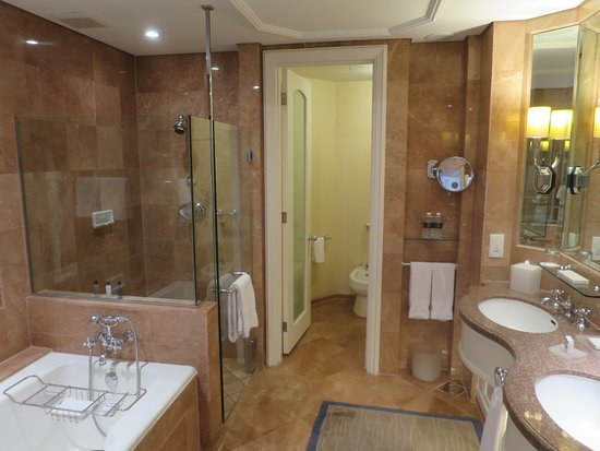 Four Seasons Hotel Singapore: Nice bathroom